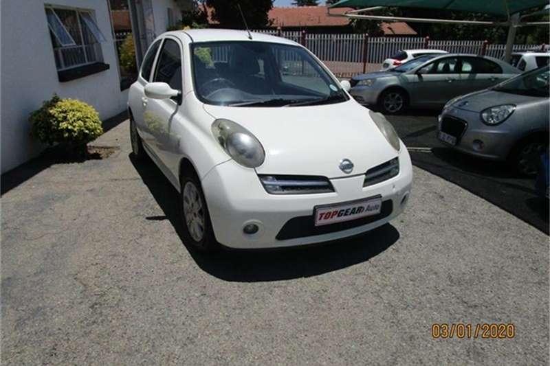 Nissan Micra 1.4 3 door Tekna 2008
