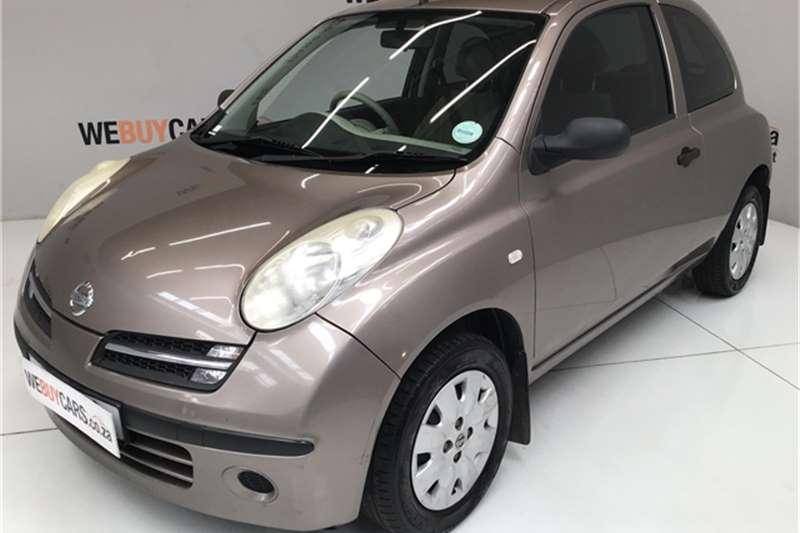 Nissan Micra 1.4 3 door Visia+ 2008