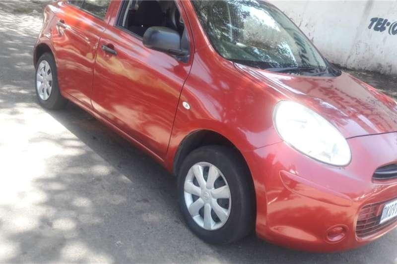 Nissan Micra 1.4 5 door Acenta 2005