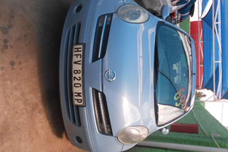Nissan Micra 1.4 5 door Acenta 2006