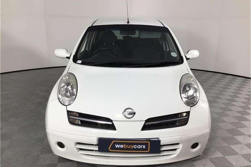 Nissan Micra 1.4 5 door Acenta 2007