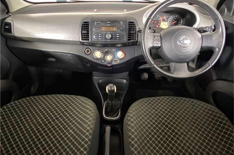 2009 Nissan Micra Micra 1.4 5-door Acenta