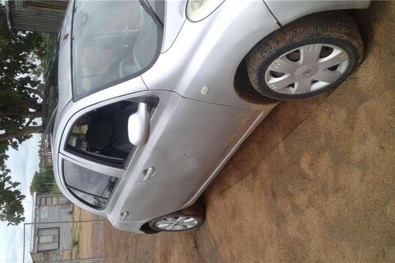 Nissan Micra 1.4 5 door Acenta 2015