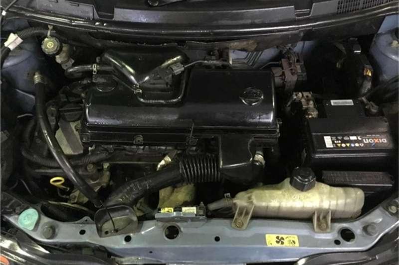 Nissan Micra 1.4 5-door Comfort 2004