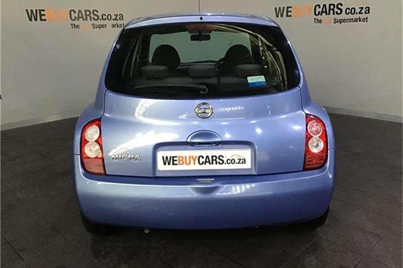 Nissan Micra 1.4 5 door Comfort 2004