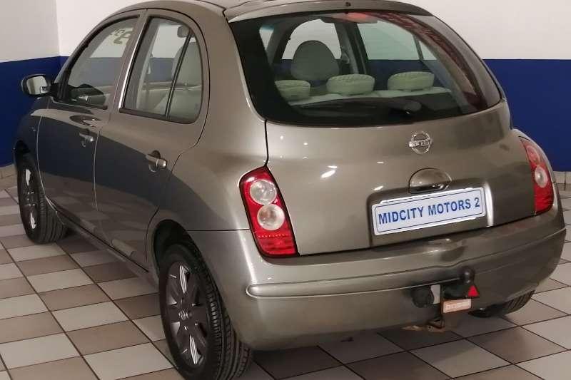 Nissan Micra 1.4 5 door Visia 2007
