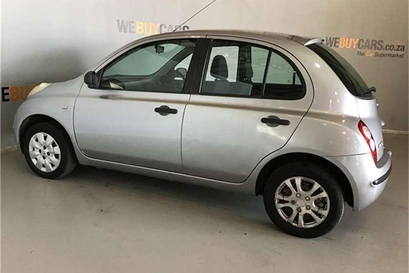 Nissan Micra 1.4 5-door Visia 2007