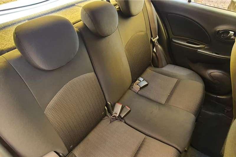 Nissan Micra 1.4 5 door Visia 2012