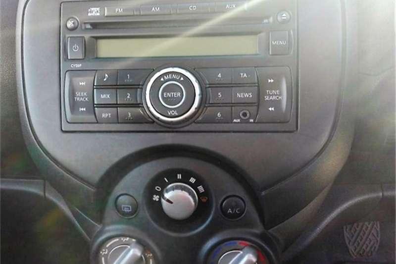 Nissan Micra 1.5 Tekna 2011