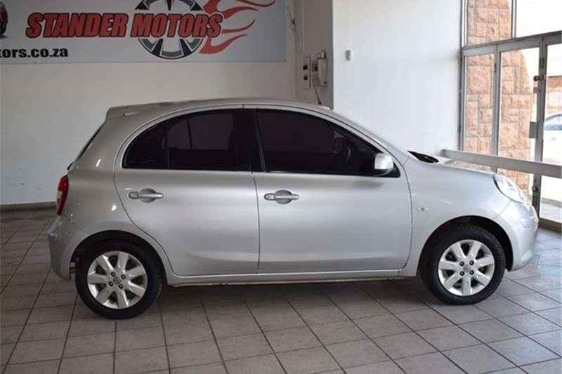 Used 2013 Nissan Micra 1.5 Tekna