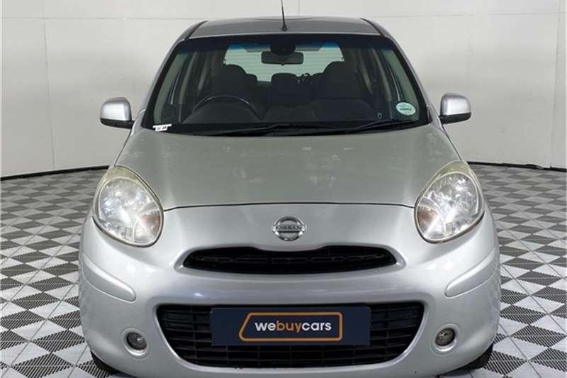 2013 Nissan Micra Micra 1.5 Tekna