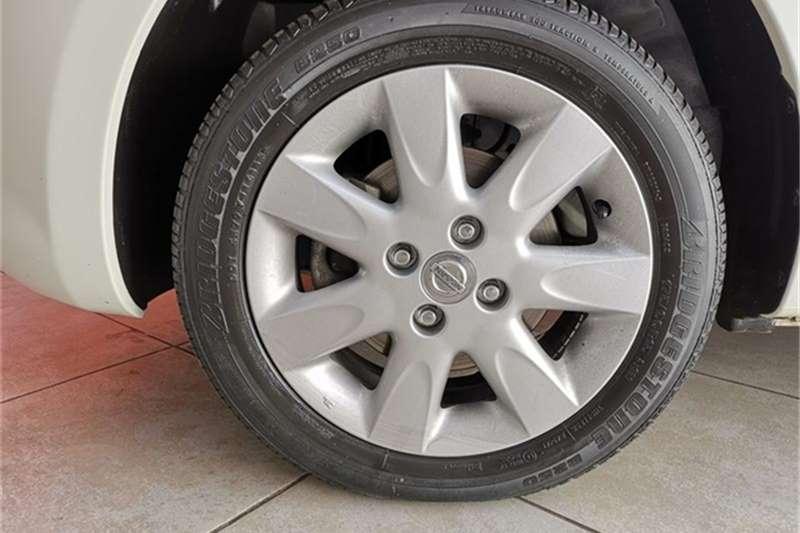 Nissan Micra 1.5 Tekna 2014