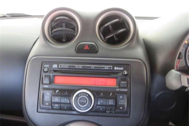 Nissan Micra 1.5 Tekna 2016
