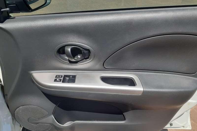 Nissan Micra 1.5 Tekna 2017