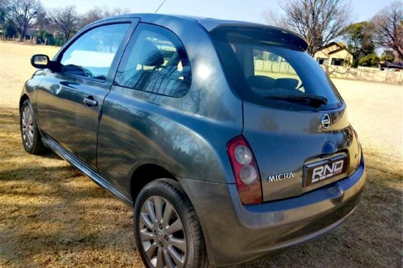Nissan Micra 1.5dCi 3-door Tekna 2007