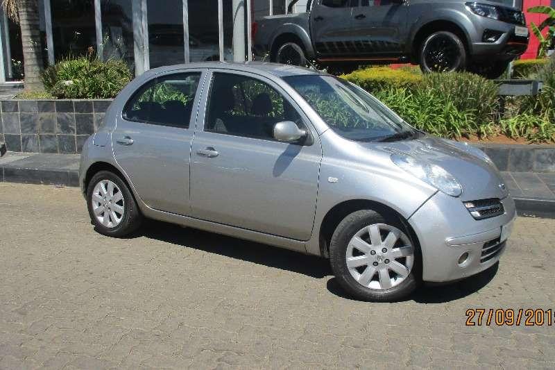 Nissan Micra 1.5dCi 5 door Acenta+ 2007