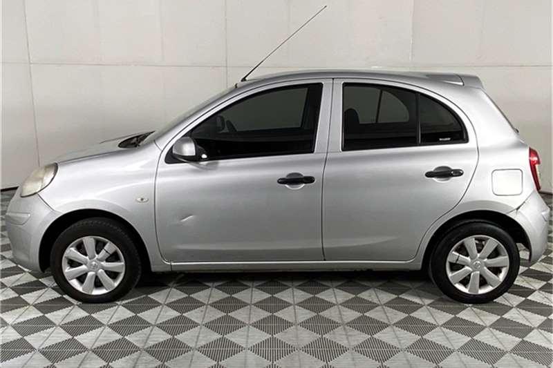 2011 Nissan Micra Micra 1.5dCi Acenta