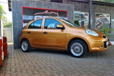 Used 2012 Nissan Micra 1.5dCi Acenta