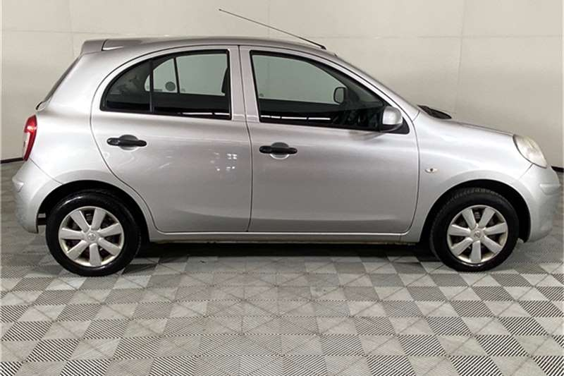 2012 Nissan Micra Micra 1.5dCi Acenta