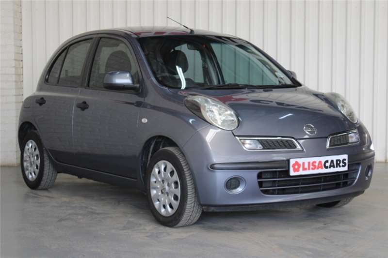 used nissan micra 2010