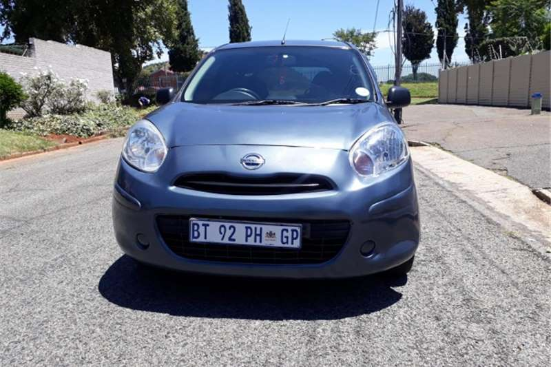 Used 2012 Nissan Micra