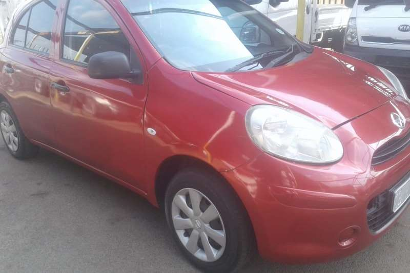 Used 2013 Nissan Micra