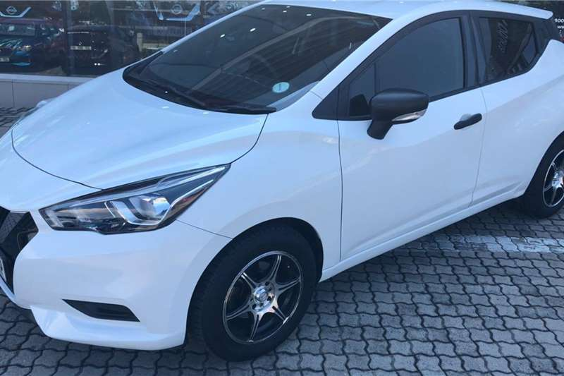 Nissan Micra 66Kw 900T 2018