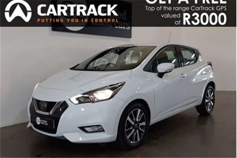 Nissan Micra 900T ACENTA 2018