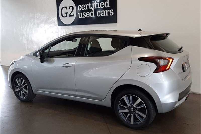 Nissan Micra 900T ACENTA 2019