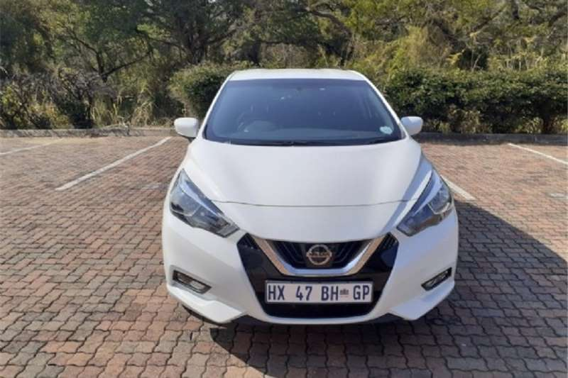 2019 Nissan Micra MICRA 900T ACENTA