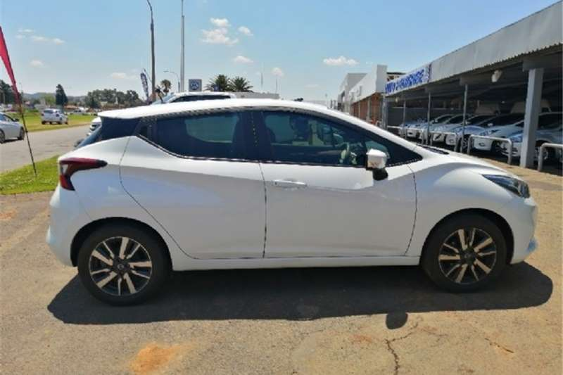 Used 2019 Nissan Micra MICRA 900T ACENTA