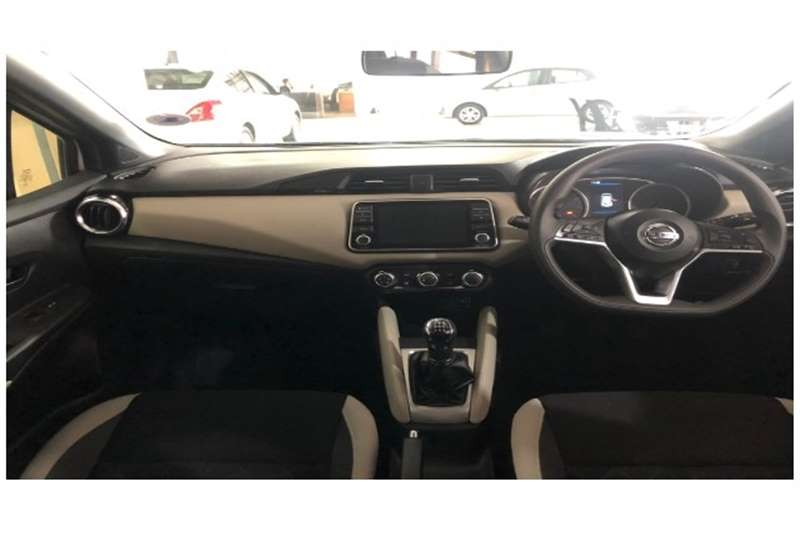 Used 2020 Nissan Micra MICRA 900T ACENTA