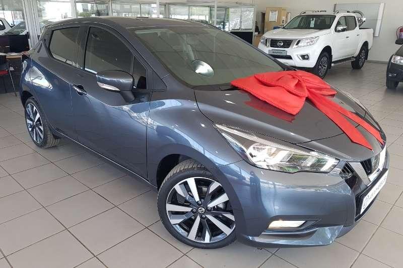 Nissan Micra 900T ACENTA PLUS 2018