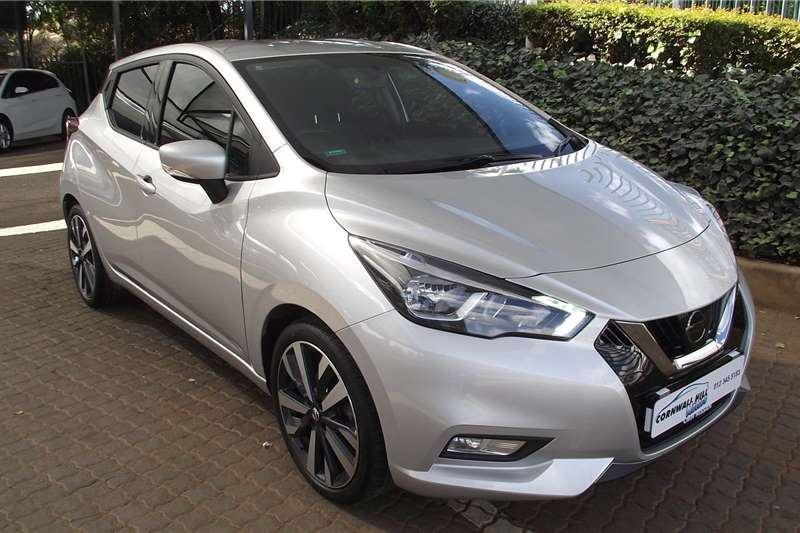 Used 2019 Nissan Micra