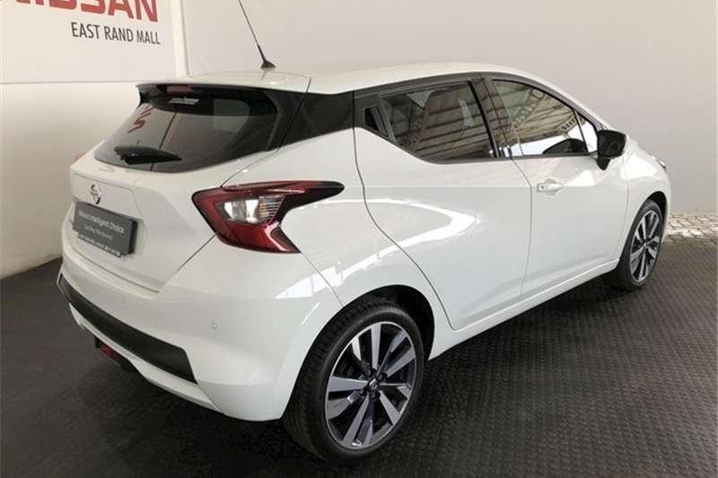 Nissan Micra 900T ACENTA PLUS TECH 2019