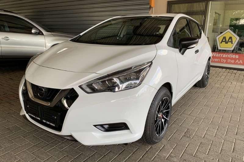 Nissan Micra 900T VISIA 2018