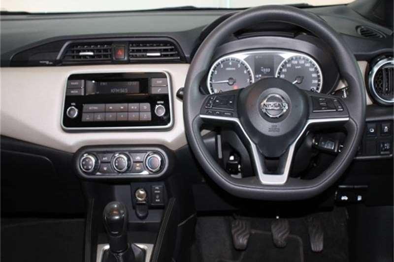 Nissan Micra 900T VISIA 2019