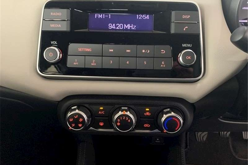 2021 Nissan Micra MICRA 900T VISIA