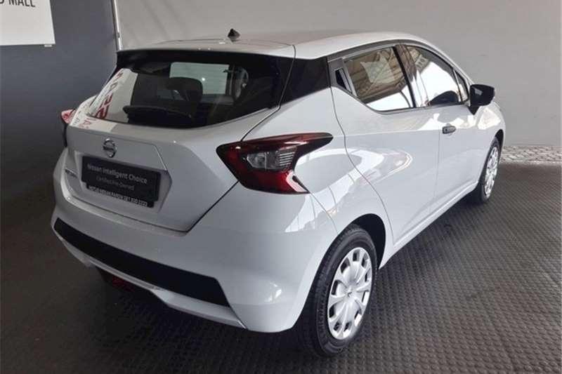 Used 2021 Nissan Micra MICRA 900T VISIA