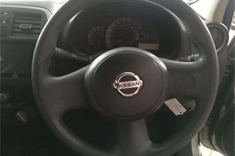 Nissan Micra Active 1.2 Visia + 2018