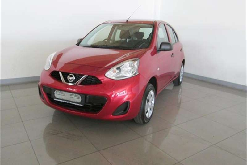 Nissan Micra For Sale In Gauteng Auto Mart