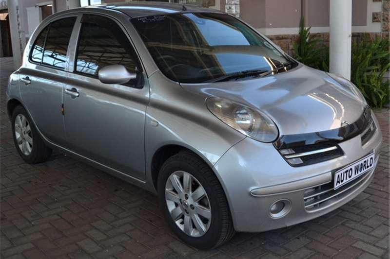 2009 Nissan Micra 1.5dCi 5 door Acenta+