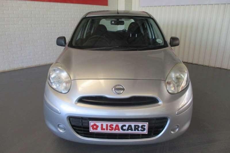 2011 Nissan Micra 1.2 Visia