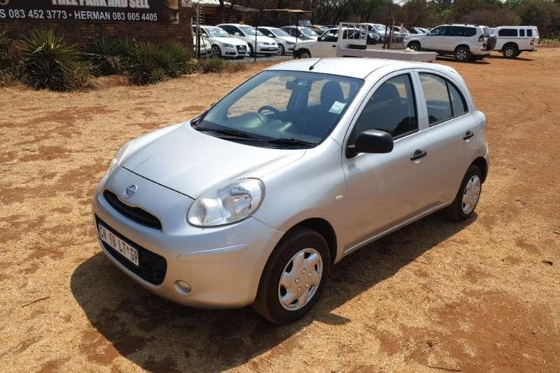 2011 Nissan Micra 1.4 5 door Acenta