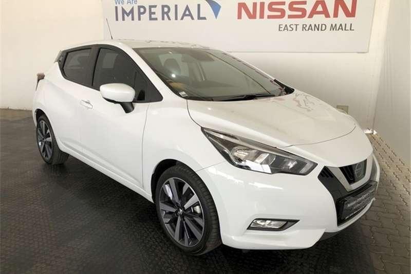 Nissan Micra MICRA 900T ACENTA PLUS