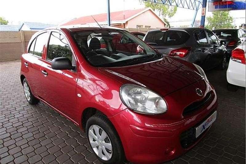 2013 Nissan Micra 1.2 Visia+ (audio)