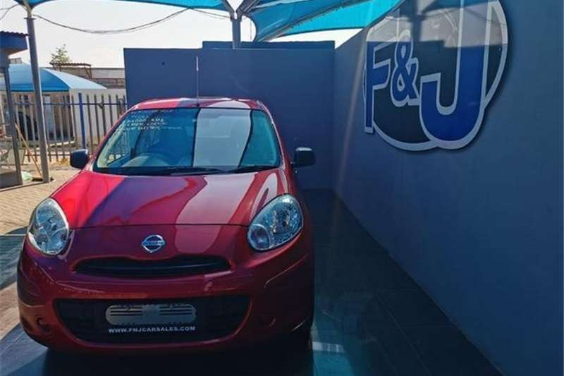 2017 Nissan Micra 1.2 Visia+ (audio)