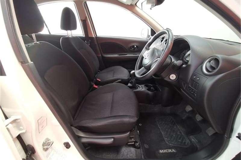 2014 Nissan Micra 1.5 Tekna