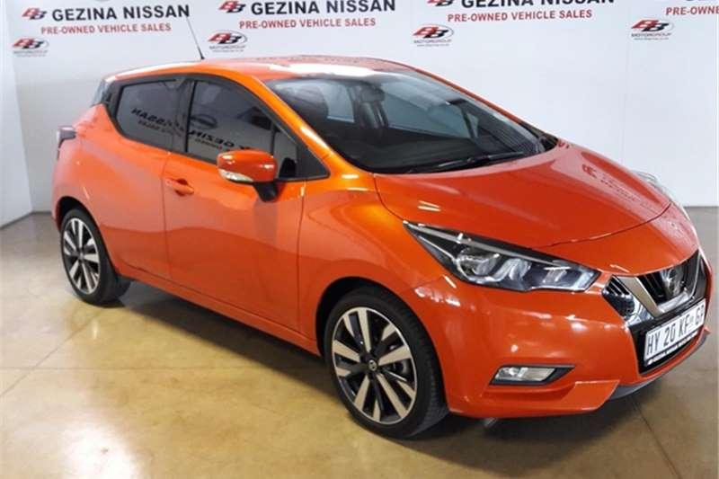2019 Nissan Micra MICRA 900T ACENTA PLUS