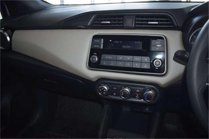 2018 Nissan Micra MICRA 900T VISIA